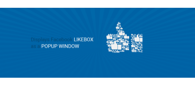 Skyline Facebook Likebox Popup
