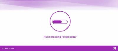 Ruxin Reading ProgressBar