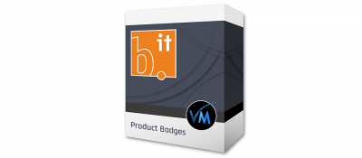 BIT Virtuemart Product Badges