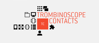 Trombinoscope Contacts