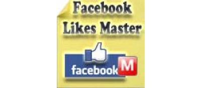 Facebook Likes Master