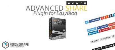 Advanced Share for EasyBlog