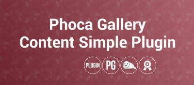 Phoca Gallery Simple