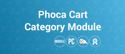 Phoca Cart Category