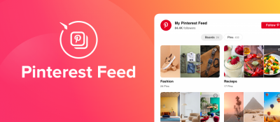 Elfsight Pinterest Feed