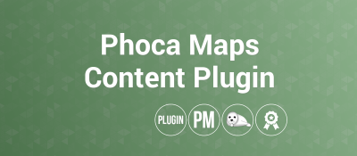 Phoca Maps Plugin