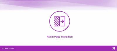 Ruxin Page Transition