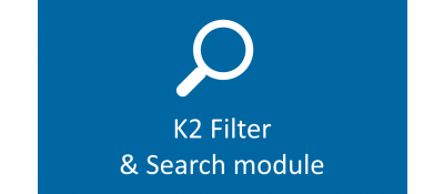 Filter and Search for K2