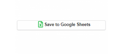 Save to Google Sheets Action for Chronoforms v6