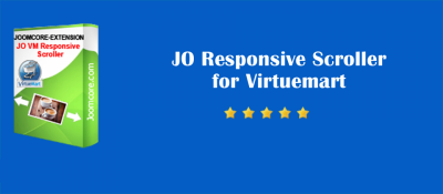 JO Responsive Scroller for Virtuemart