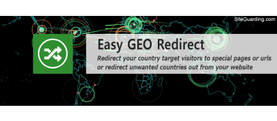 GEO Redirect for Joomla
