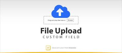 File Upload - Advanced Custom Fields