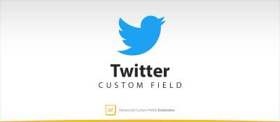 Twitter - Advanced Custom Fields