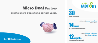 Micro Deal Factory