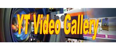 YT video gallery