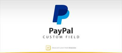 PayPal - Advanced Custom Fields