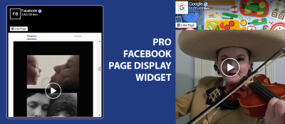 PRO Facebook Page Display