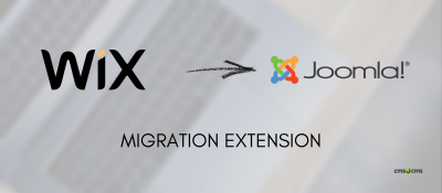 CMS2CMS: Automated WiX migration for Joomla