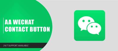AA WeChat Contact Button