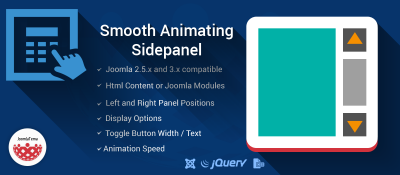 Smooth Animating Sidepanel