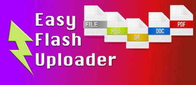 Easy Flash Uploader