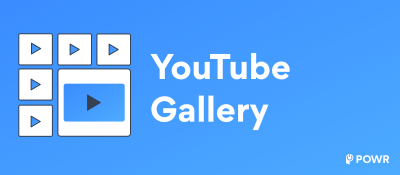 POWR YouTube Gallery
