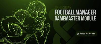 GameMaster for FootballManager