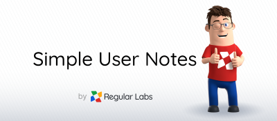 Simple User Notes