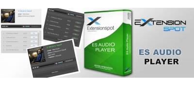 ES Audio Player