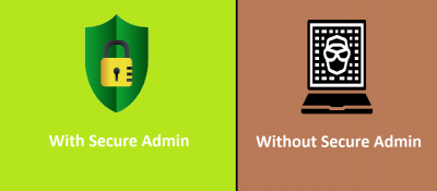 Secure Admin