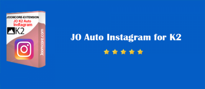 JO Auto Instagram for K2