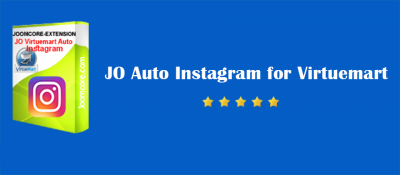 JO Auto Instagram for Virtuemart