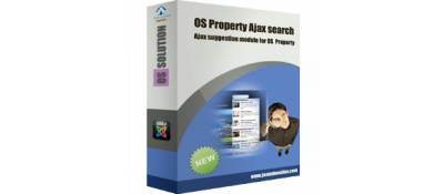 OS Property Ajax search