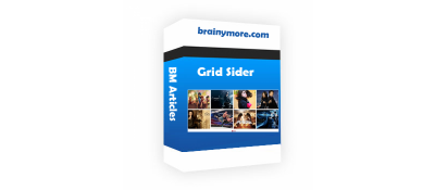BM Articles Grid Slider